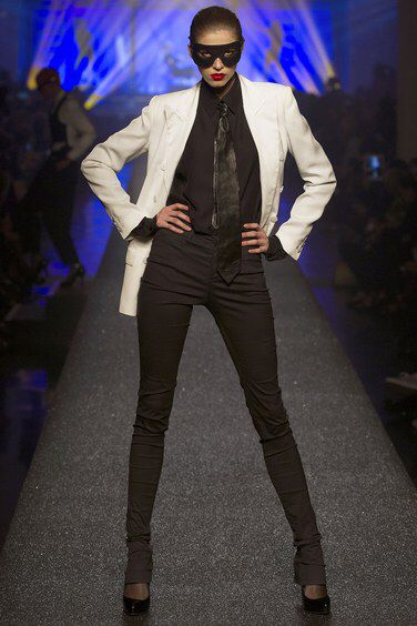 Jean Paul Gaultier Spring 2013 Ready-to-Wear Fashion Show Collection