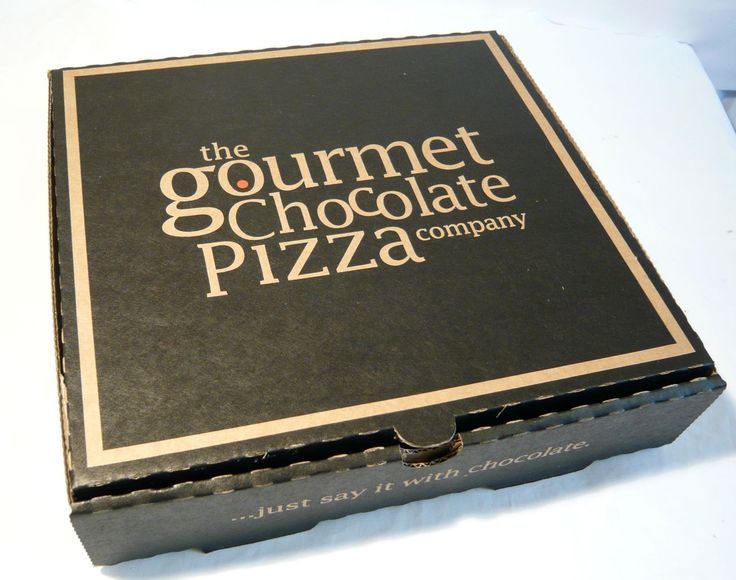 gourmet chocolate  | The Gourmet Chocolate Pizza Company