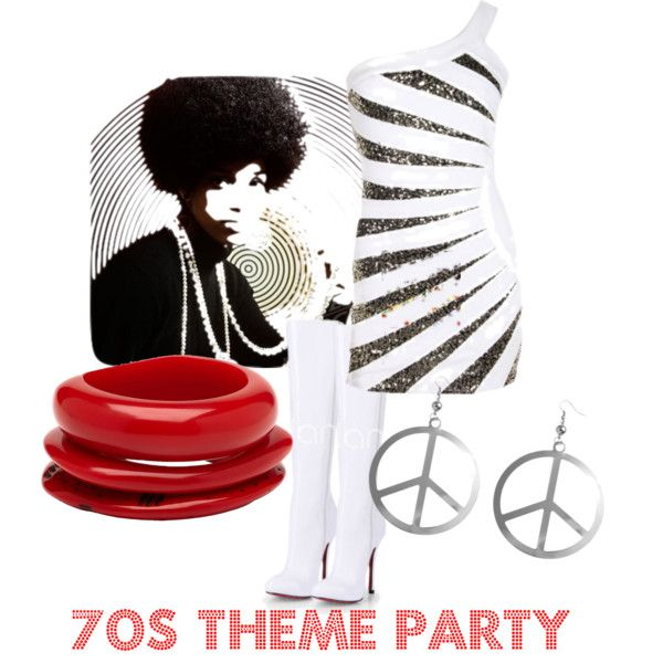 #13 70s Theme Party   By MidnightSun2288 on Polyvore