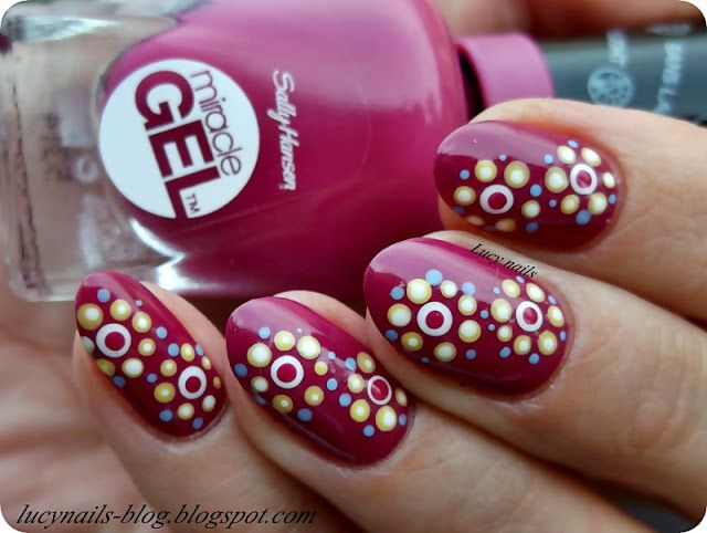 Sally Hansen Miracle Gel  509/345 Pink Stiletto