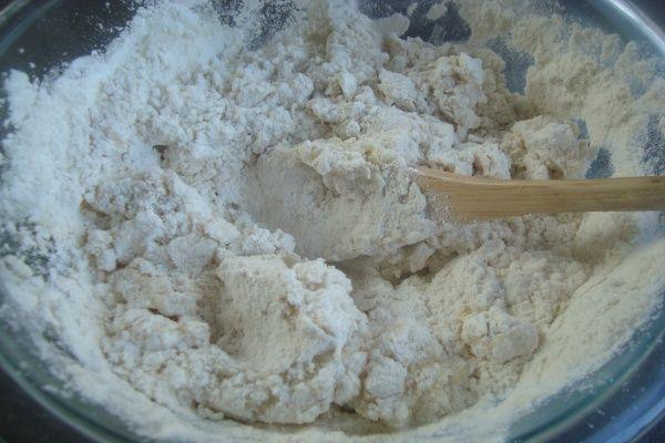 Tortilla de rescoldo al horno - cookcina