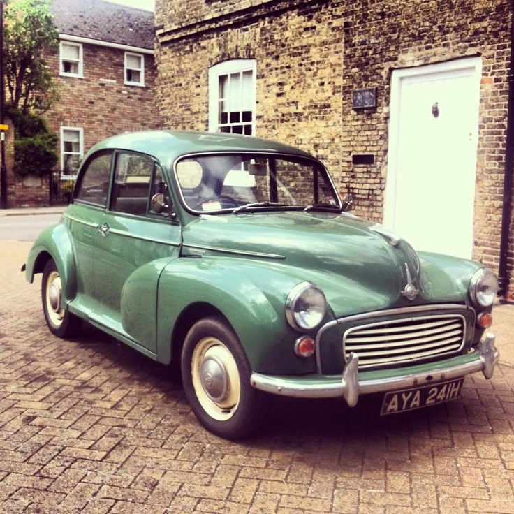 568 best Supreme Small Cars images on Pinterest | Morris minor ...