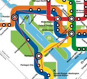Step By Step Guide: Riding the Washington Metro system: Figure Out The Best Route