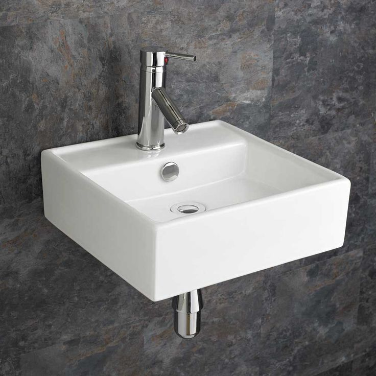 200mm cloakroom basins shower cubicle with deep tray