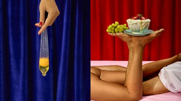 Naughty NSFW Photo Series Gives A Whole New Meaning To Foodporn