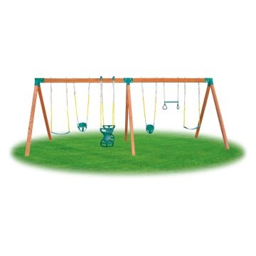 A Frame Swing Set Brackets Woodworking Projects Plans