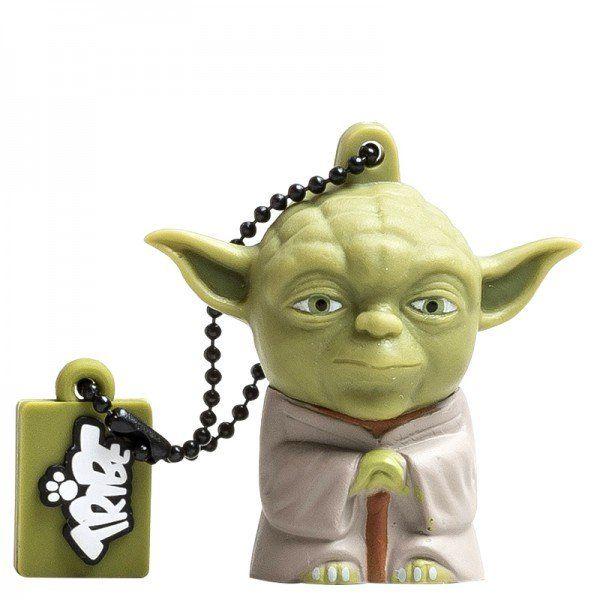 Tribe Star Wars USB 2.0 8GB Flash Drive Yoda