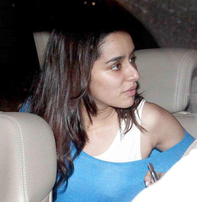 Shraddha Kapoor spotted in Bandra, Mumbai. #Bollywood #Fashion #Style #Beauty