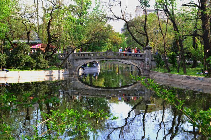 Bucharest Cismigiu Park