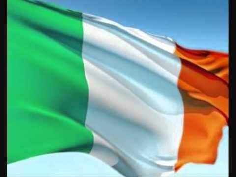 Irish National Anthem With Lyrics