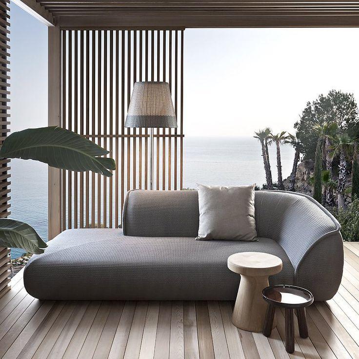 The designers behind the new Zen range for Exteta / architects Ludovica+Roberto Palomba.