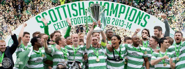 Video on Celtic TV: SPFL Trophy Presentation