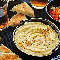 Topinambur Hummus