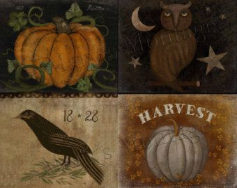 Halloween Bottle Labels download & print by MarysMontage on Etsy