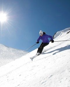 5 Adventurous Honeymoon Destinations for 2015: Hit the Slopes in Charlevoix, Canada.