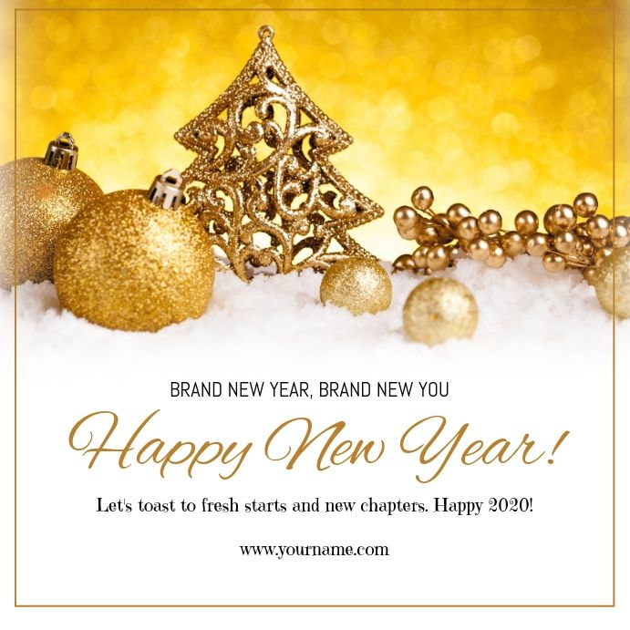 Happy New Year Greeting Template Happy New Year Greetings Happy New Year Wishes New Year Greetings