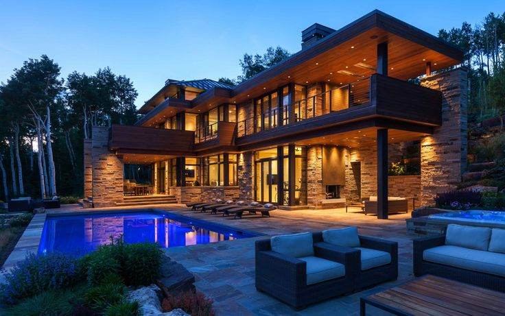 COLORADO MOUNTAIN HOME | CHARLES R. STINSON ARCHITECTURE + DESIGN