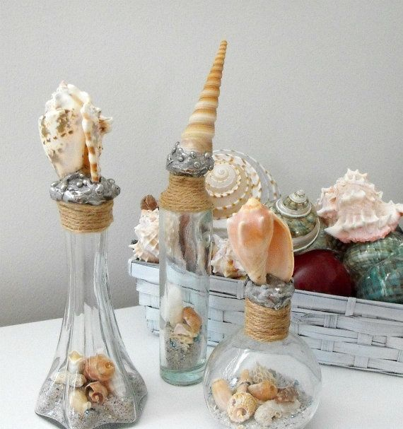 72 Best Images About Seashell Decorating Ideas On