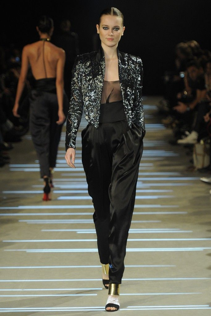 Alexandre Vauthier Spring Couture 2013 - Slideshow - Runway, Fashion Week, Reviews and Slideshows - WWD.com