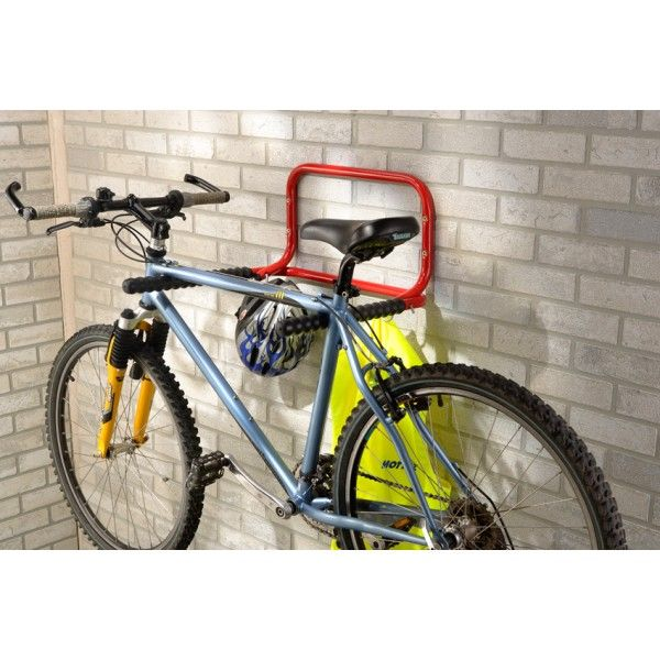 SOPORTE PLEGABLE DOS BICIS PARED Mottez 16€