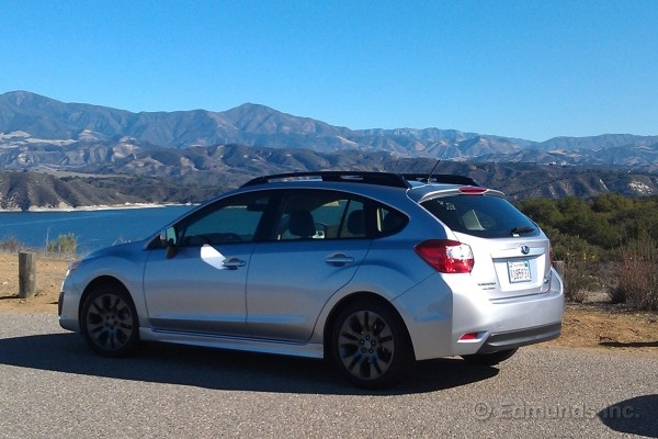2012 subaru impreza hatchback hitch