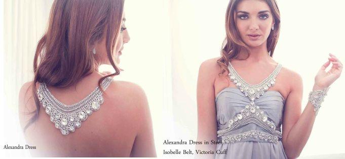 Show Ad - Wedding Dress - Australia - Melbourne - Anna Campbell Alexandra wedding dress - Silk - Empire - Melbourne - Australia - XS Size US 0 2 4 - AU 6 8 10 - Accessories   Weddingbee