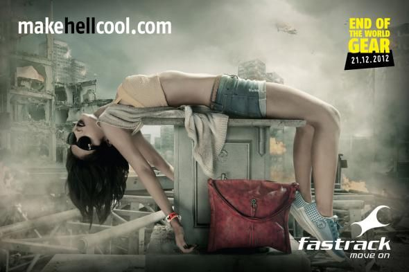 Fastrack: Make Hell Cool, 3