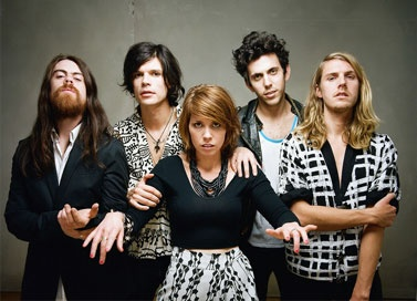 grouplove. One of he Bert concerts I've ever seen live Austin Texas at emos