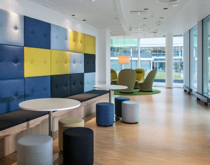 Statkraft office at Lilleaker, Norway // by Romlaboratoriet AS