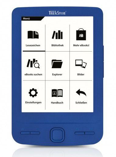 A Look at the 4.3″ Trekstor Pyrus Mini eBook Reader (Video)