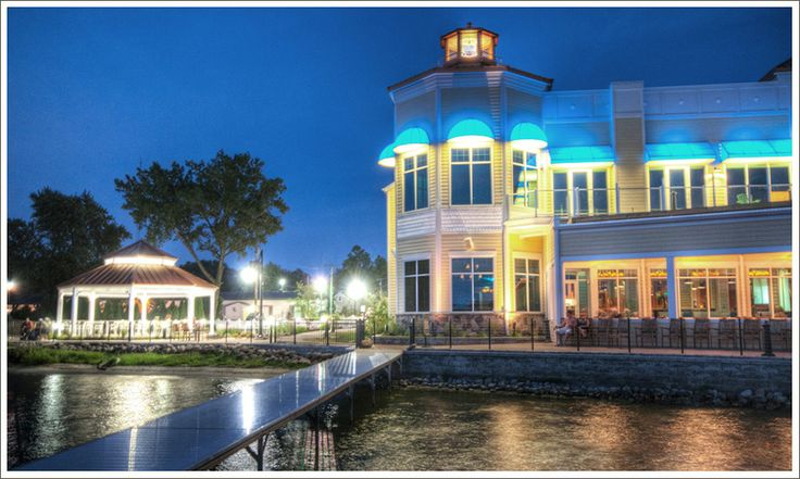 lighthouse restaurant cedar lake in -