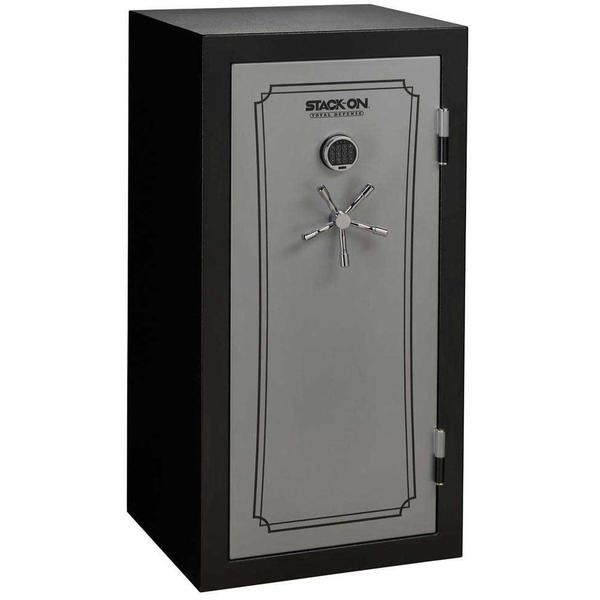 Stack On Gun Safes, Hand and Riffle Safes. Stack-On is well-known among Gun Owners for their Quality and Affordable Safes -  Stack-On Biometric Gun Safe | Stack-On Armorguard gun safe - Stack-On Total Defense gun safe - Stack-On Tactical Security gun safe - Stack-On Executive gun safe -  Stack-On Elite gun safe - Stack-On Woodland gun safe - Stack-On Hunter Green gun safe