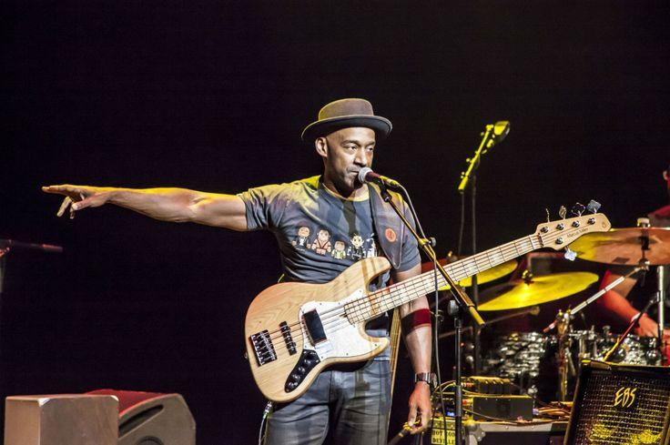 Marcus Miller à Monaco