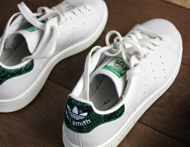 Stan Smith Strass