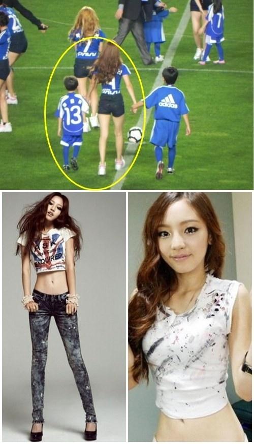 Goo Hara And Junhyung Break Up KARAs Hara impr...