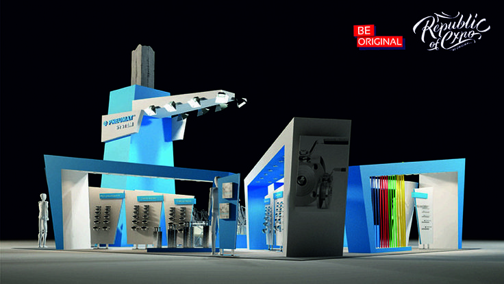 #exhibition #booth