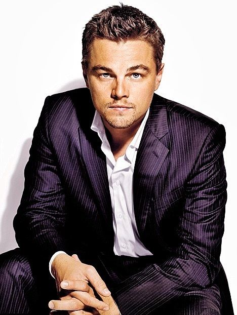 Leonardo DiCaprio Was never a  massive fan but boy has he got better with age!