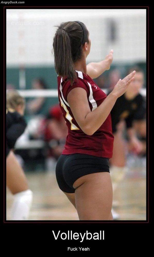 Sexy volleyball girls fuck