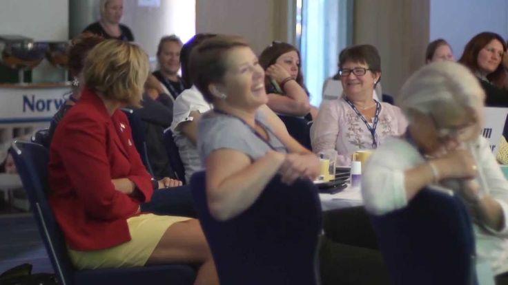 Norwex Norge konferanse 2013.