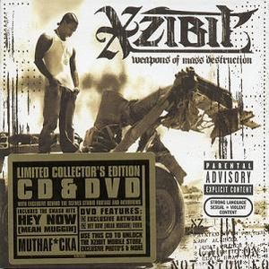 Xzibit - Weapons Of Mass Destruction: buy #CD, #Album, Ltd, Dig + #DVD-V, Bon at Discogs http://www.discogs.com/sell/item/205063482  Alvin Nathaniel Joiner, stage name Xzibit, is an American rapper, actor, and television host. Hosting the MTV show Pimp My Ride, brought him mainstream success. [Wiki] #Hiphop #Gangsta #rap #music