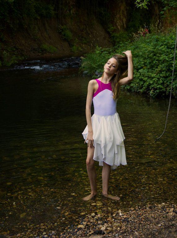 SPOTLIGHT Ballet Leotard by LuckyleoDancewear on Etsy