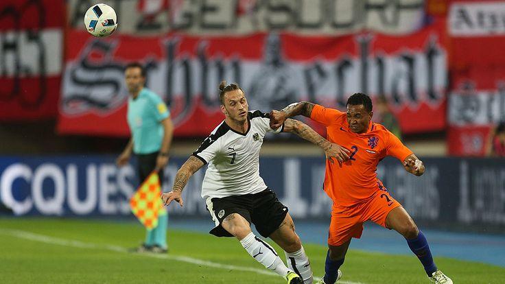 Nach Wirbel in Holland nimmt ÖFB-Team-Kicker Stellung zum Spuckvorwurf: