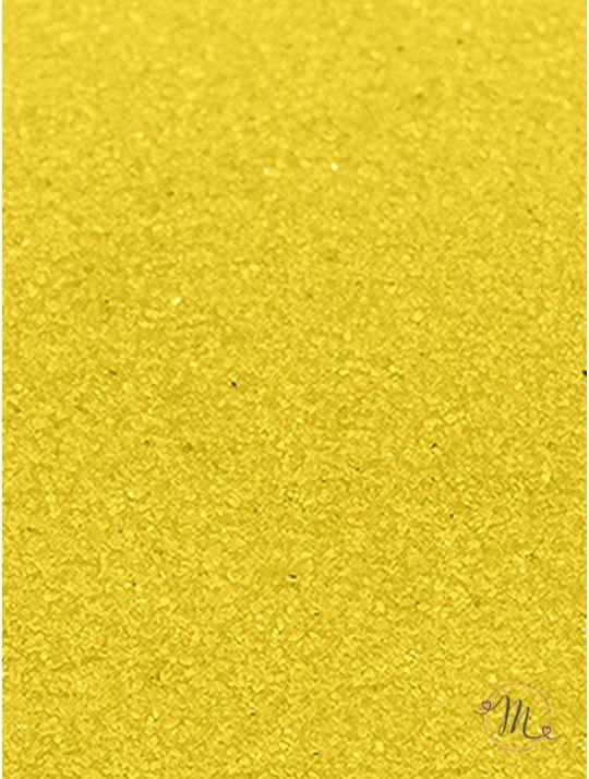 Sabbia decorativa gialla. Sabbia decorativa da utilizzare per il rito della sabbia o per vari altri allestimenti. Confezione da 500 gr. #ritosimbolico #sposi #sabbiadecorativa #sabbia #bianca #marito #moglie #wedding #matrimonio #weddingideas #weddingday #decorativesand #colouredsand #sand