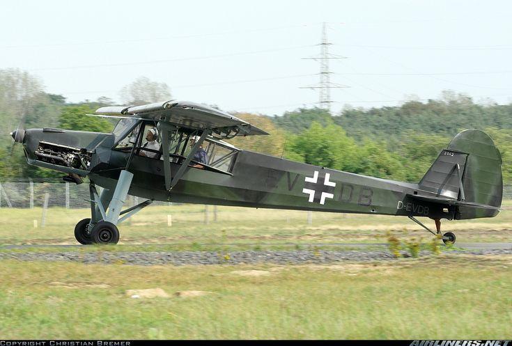 Fieseler Fi156C7 Storch Aviation, Fighter jets, Erwin