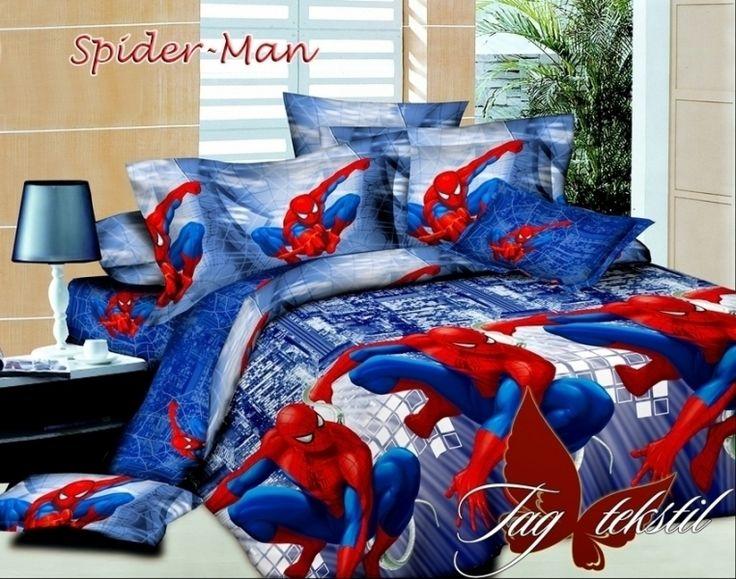 Spider-Man с компаньоном