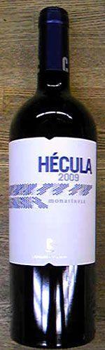 spanish wine. point 4/5.