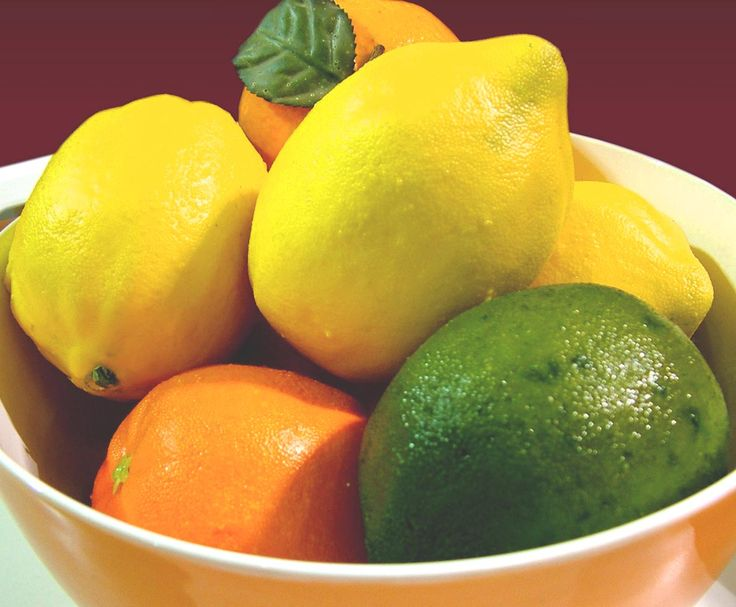 Citrus Fruits are great for women's sexual health