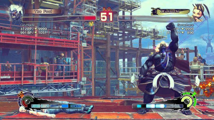 Ultra Street Fighter IV battle: Ibukake. #USFIV #USF4 #Steam