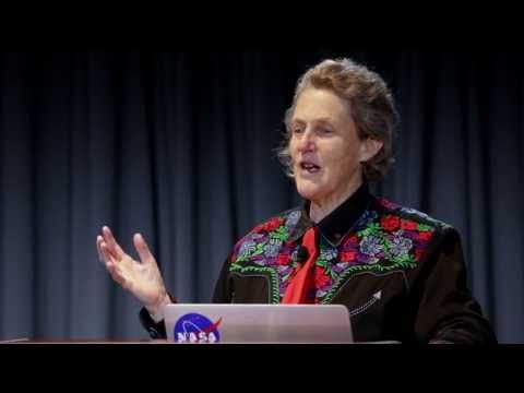 Here is a must see lecture by Temple Grandin about Autism and life in general. Everyone will come away with something positive from this!