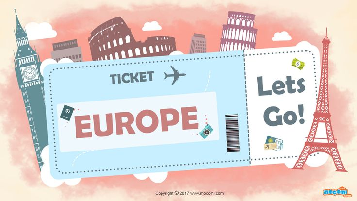 Europe Facts and Information - Europe is made up of more than 40 different countries. Europe is the wealthiest of all continents in the world. Read More GK facts for Kids, visit: http://mocomi.com/learn/general-knowledge/